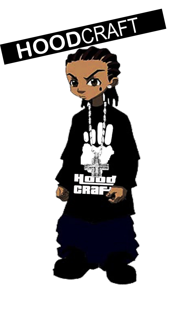 Gangster Hood Cartoon Characters : Freshness hoodcraftclothing